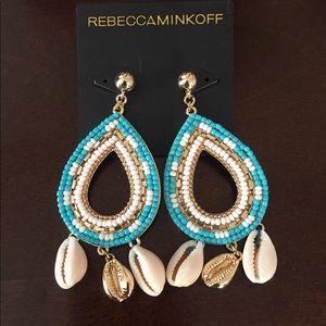 Rebecca Minkoff Louisa Beaded Chandelier Earring